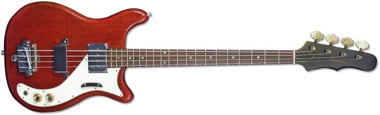 1965 Epiphone Newport Bass Guitar