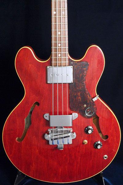 1967 Epiphone Rivoli Bass Guitar