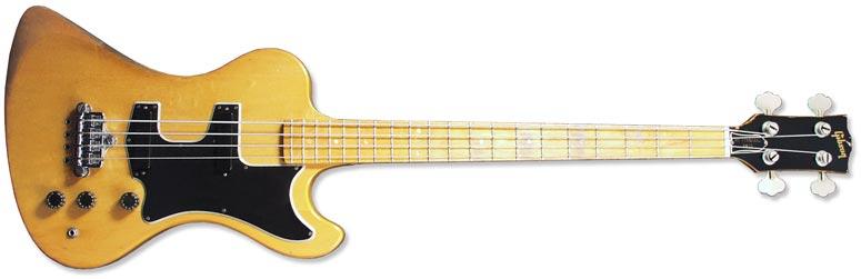 1978 Gibson RD Standard Bass Guitar >> FlyGuitars