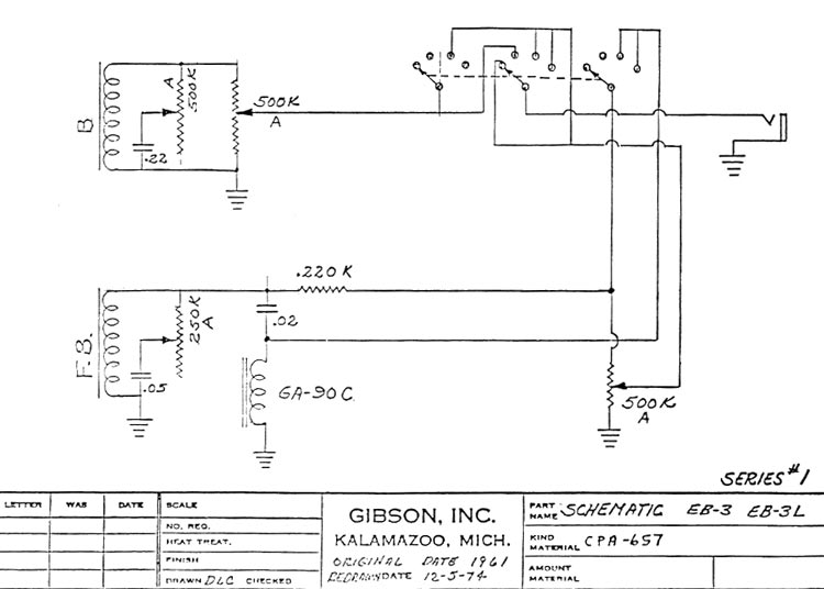 Gibson Sg Wiring Diagram - Solidfonts