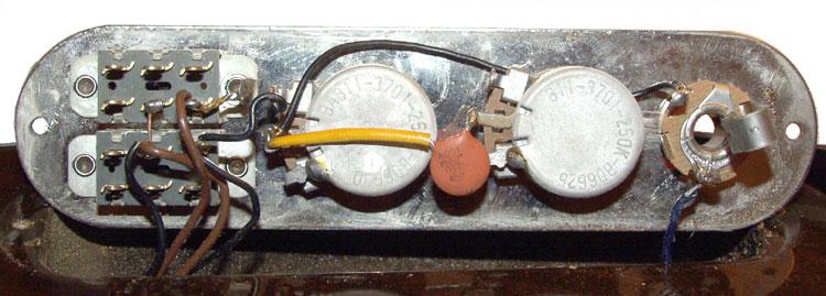 Gibson Sb300 And Sb400 Wiring Diagram And Photos  U0026gt  U0026gt  Flyguitars