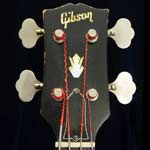 Kluson 538 mounted to a mid 1960s Gibson EB bass