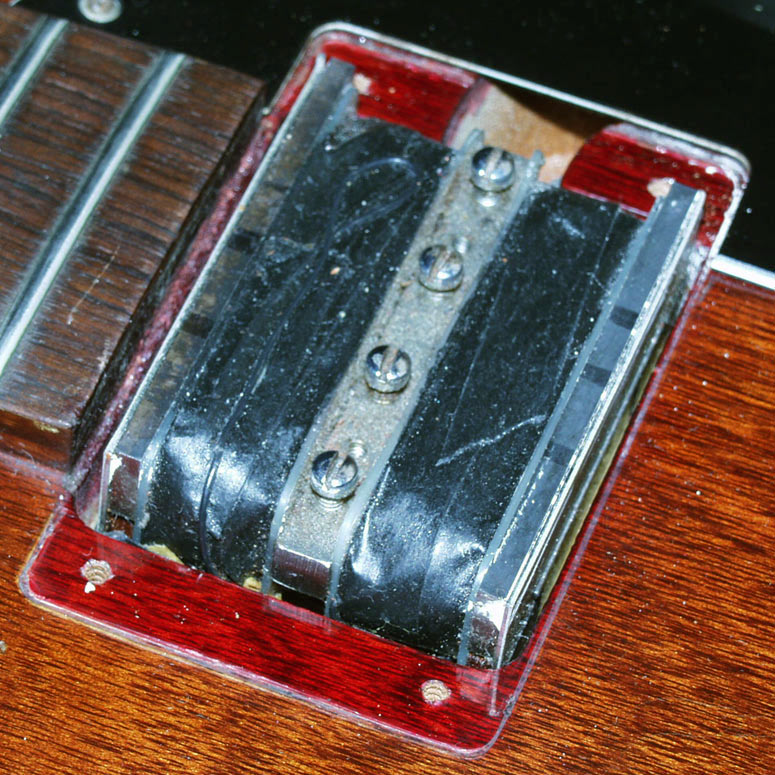 Gibson EB Single Coil Pickup (1950s)