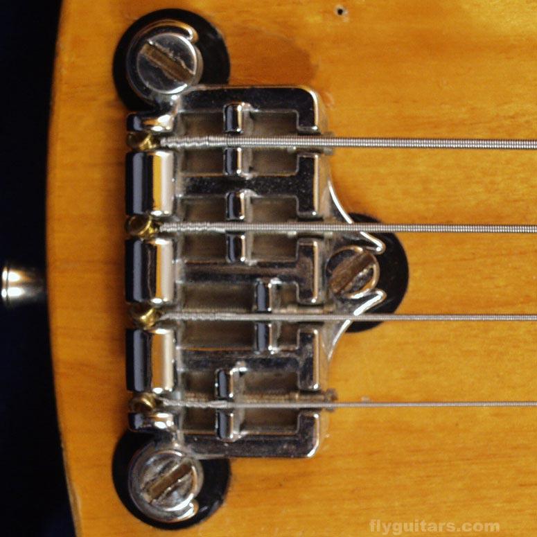 Gibson three-point adjustable bass bridge