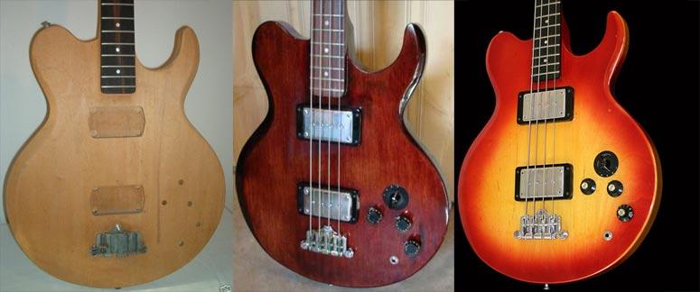 Gibson Ripper B Guitar - L-9S >> FlyGuitars on